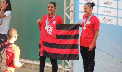 Mais Querido garante mais quatro medalhas no Brasileiro de Nado Artístico
