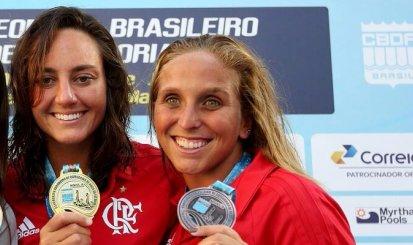 Nado conquista oito medalhas no penúltimo dia do Brasileiro de Categorias