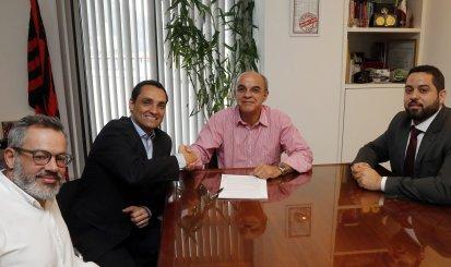 Flamengo inicia parceria com Hermes Pardini