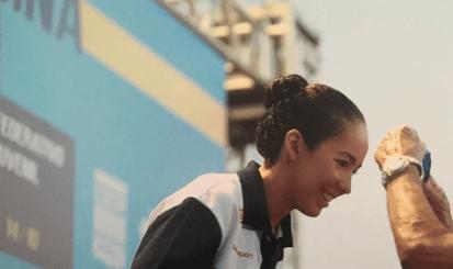 Nadadora do Flamengo disputa Jogos Sul-Americanos Estudantis
