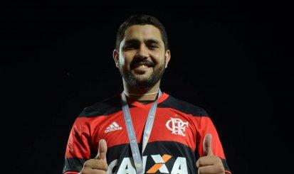 Kemylson Keylon representa Mais Querido novamente no e-Brasileirão