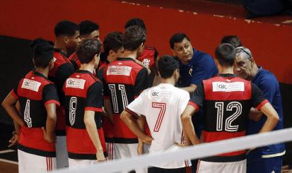 Vôlei Rubro-Negro estreia com vitória em mais uma edição do Campeonato Brasileiro Interclubes