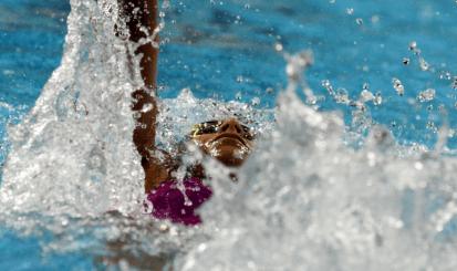 Nadadores do Flamengo conquistam 71 medalhas no primeiro dia do Campeonato Estadual