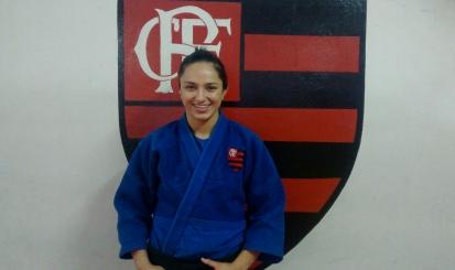Danielle Karla é convocada para a seleção brasileira de judô de 2018