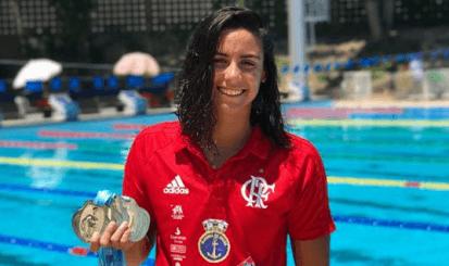 Flamengo conquista a primeira colocação geral no Campeonato Estadual de Natação