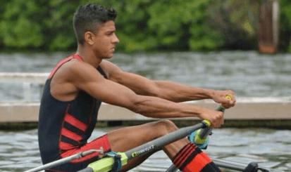 Vangelys Reinke no caminho dos Jogos Pan-Americanos 2019