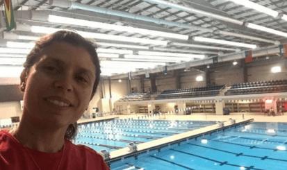 Roberta Perillier volta a comandar a seleção brasileira de Nado Artístico