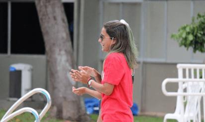 Marina Valadão participa de curso de arbitragem na República Dominicana