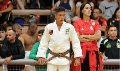 Cauã Galdeano é prata no Meeting Nacional Sub-18