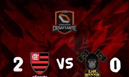Com duas grandes viradas, Flamengo eSports estreia com vitória no Circuito Desafiante