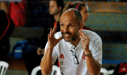Alexandre Dantas é o novo supervisor das seleções brasileiras de base