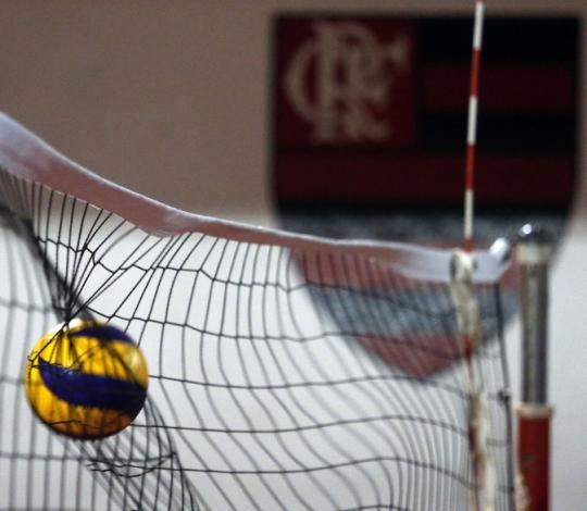 Vôlei do Flamengo finaliza participação no Torneio Início neste fim de semana