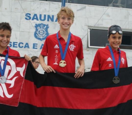 Mais Querido conquista 155 medalhas no Troféu Paulo Pavão de natação