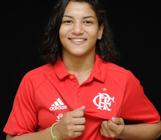 Sarah Menezes disputa o Grand Prix de Tbilisi