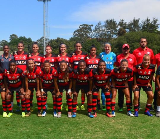 Flamengo/Marinha estreia contra Santos no Brasileiro Feminino