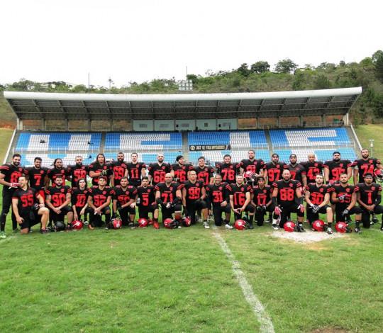 Flamengo Imperadores estreia contra Rio Football Academy no Campeonato Carioca