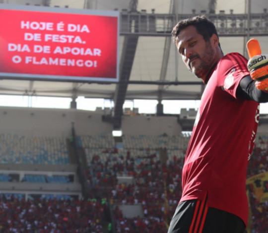Hoje tem Flamengo e emoção no Maracanã