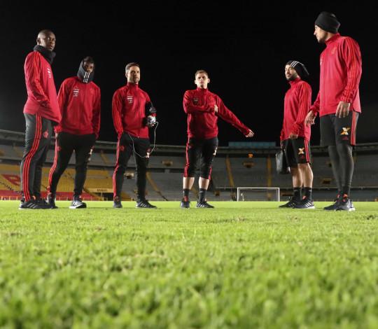 Retrospecto na Colômbia é farovável ao Flamengo