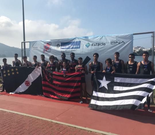 Flamengo conquista o título da 2ª Regata do Campeonato Estadual de Remo