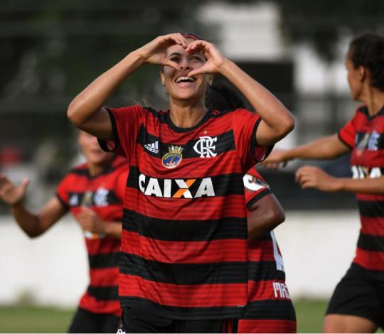 Dany Helena marca e Flamengo/Marinha empata com Rio Preto