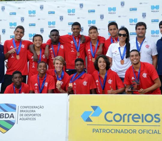 Flamengo conquista o bronze no Campeonato Brasileiro Interclubes Sub 17