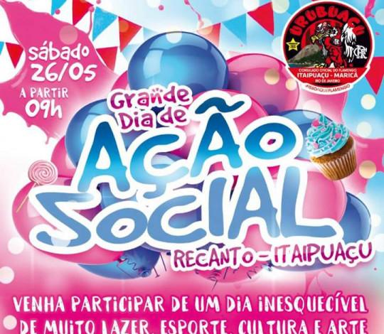 Ação social do Consulado URUBUAÇU