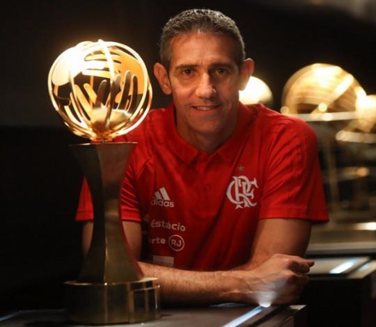 [Basquete] José Neto não é mais técnico do Flamengo no Basquete