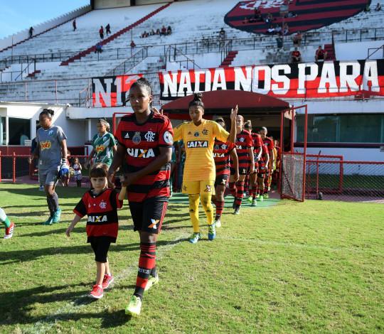 Flamengo/Marinha recebe Vitória na Gávea pelo Brasileiro Feminino