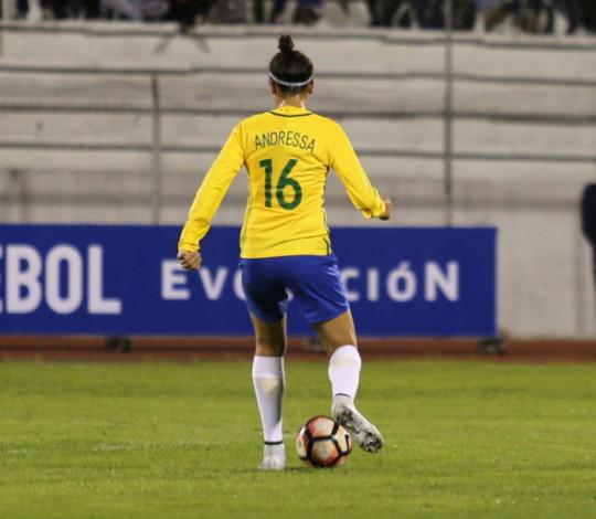Três jogadoras rubro-negras são convocadas para Seleção Brasileira Sub-20