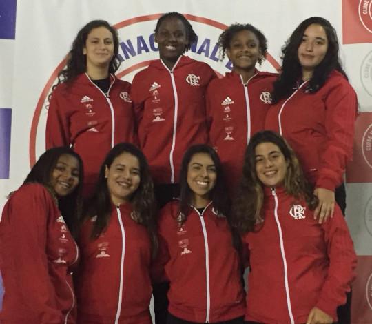 Flamengo estreia no Campeonato Brasileiro Interclubes Sub-20 de Polo Aquático