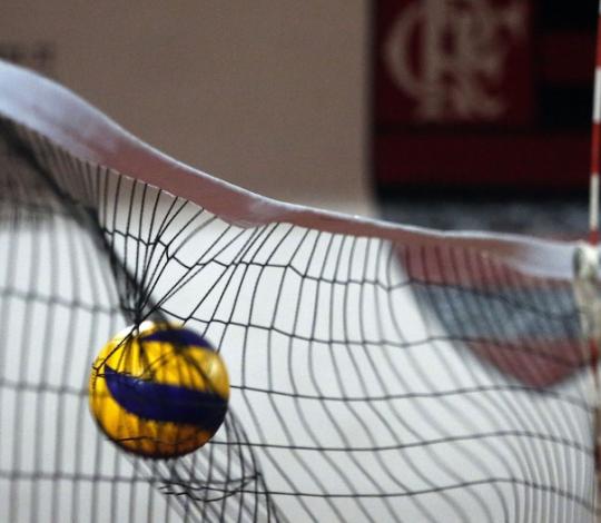 Flamengo vence mais duas no Campeonato Estadual de Vôlei
