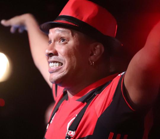 """Em show emocionante, CD """"Canto do Urubu"""" é lançado no Blue Note"""