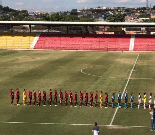 Flamengo/Marinha briga até o fim e empata com Audax em Osasco