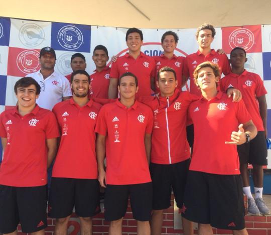 Flamengo encerra o Campeonato Brasileiro Interclubes Sub-20 com a quinta colocação