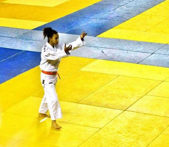 Kissila Santos fica com a quarta colocação no Brasileiro Sub-18
