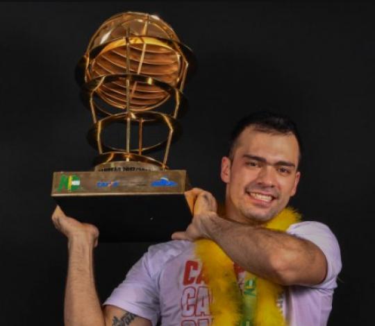 Deryk Ramos é o novo reforço do FlaBasquete