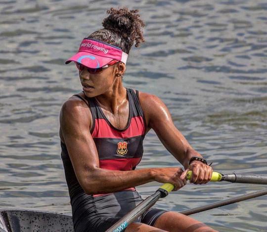 Isabelle Falck disputa Campeonato Francês e regata na Inglaterra