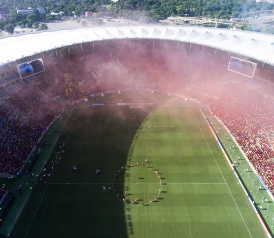 Clube assina contrato com Maracanã por estádio com a cara do Flamengo