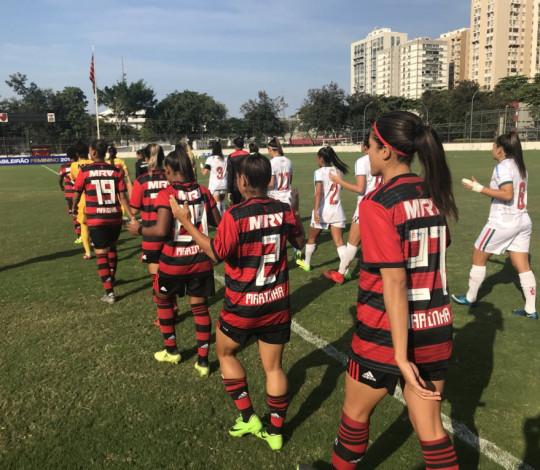 No Canindé, Flamengo/Marinha reencontra Portuguesa-SP