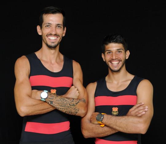 Remadores do Flamengo embarcam para temporada de competições na Europa