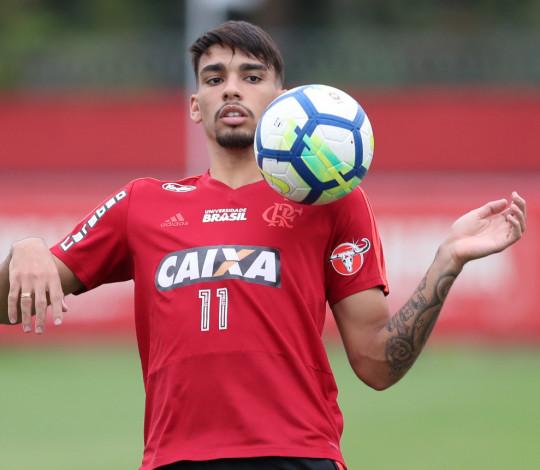 Paquetá celebra evolução no Flamengo e exalta boa relação com a Nação