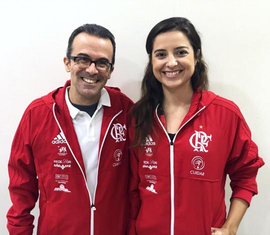 Nova coordenadora científica e psicólogo integram o CUIDAR