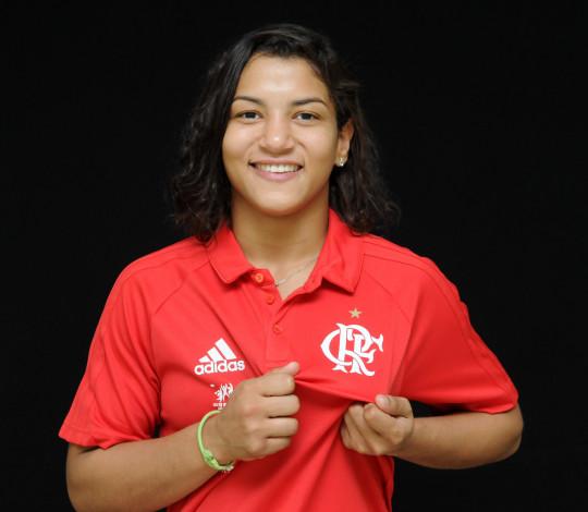 Sarah Menezes estreia em competições pelo Flamengo neste sábado