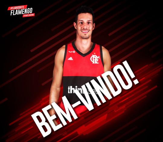 Rafael Mineiro está de volta ao FlaBasquete