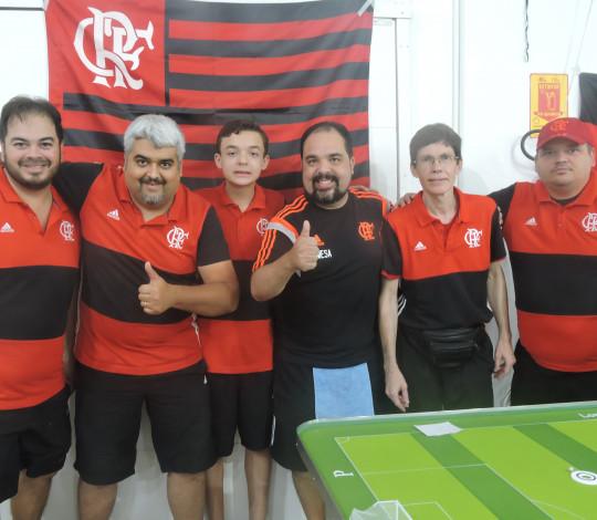 Atleta rubro-negro sagra-se bicampeão Brasileiro de Futebol de Mesa