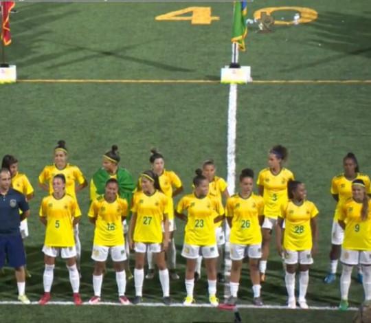 Com elenco rubro-negro, Brasil é campeão invicto dos Jogos  Mundiais Militares