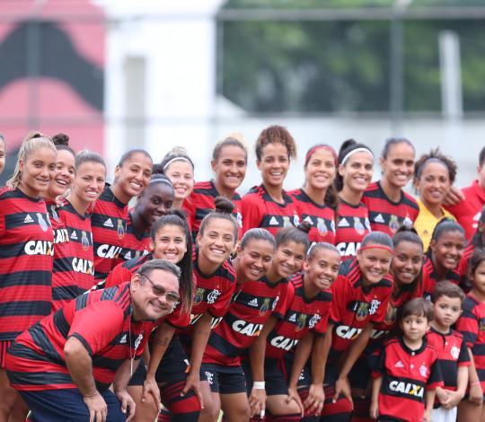 Flamengo/Marinha e Audax se enfrentam na Gávea pelo Brasileiro Feminino