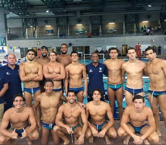 Brasil vence a primeira partida no Pan-Americano Sub-19 com presença de rubro-negros