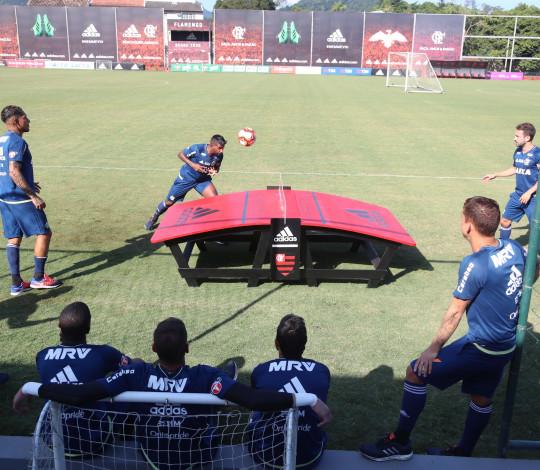 Campeonato de FutFla levará vencedores para jogo da Conmebol Libertadores