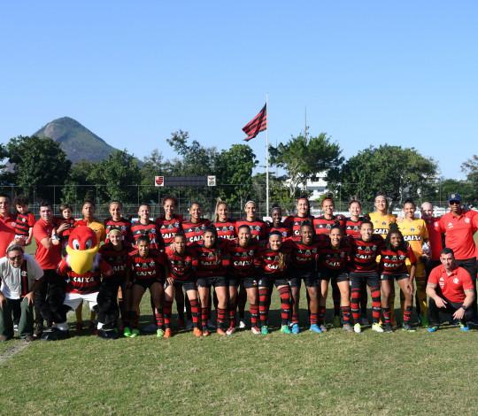 Flamengo/Marinha e Foz Cataratas se enfrentam na Gávea